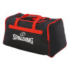 Spalding Team Bag M - Noir & Rouge