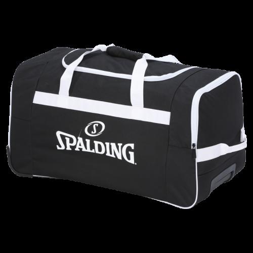 Spalding Team Trolley - Noir & Blanc