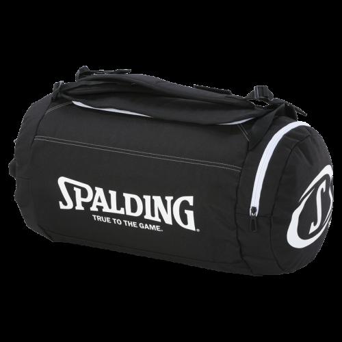 Spalding Duffle Bag - Noir & Blanc
