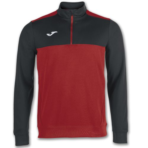 Joma Winner Sweatshirt - Rouge & Noir