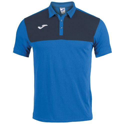 Joma Winner Polo - Royal & Marine