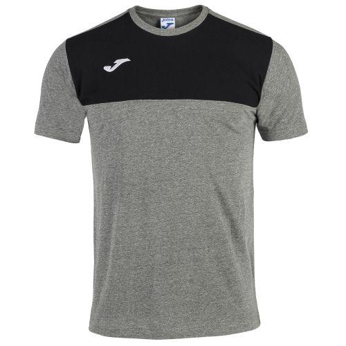 Joma Winner T-Shirt - Gris & Noir