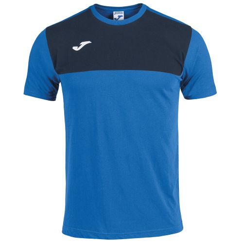 Joma Winner T-Shirt - Royal & Marine