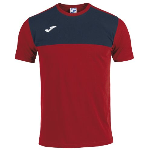 Joma Winner T-Shirt - Rouge & Marine