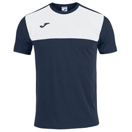 Joma Winner T-Shirt - Marine & Blanc
