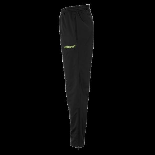 Uhlsport Score Classic Pants - Noir & Vert Fluo