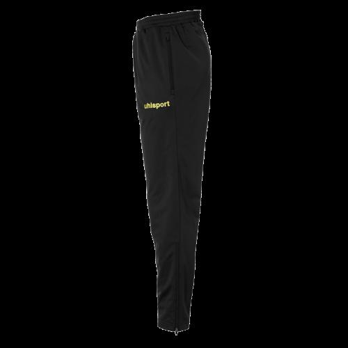 Uhlsport Score Classic Pants - Noir & Jaune Fluo