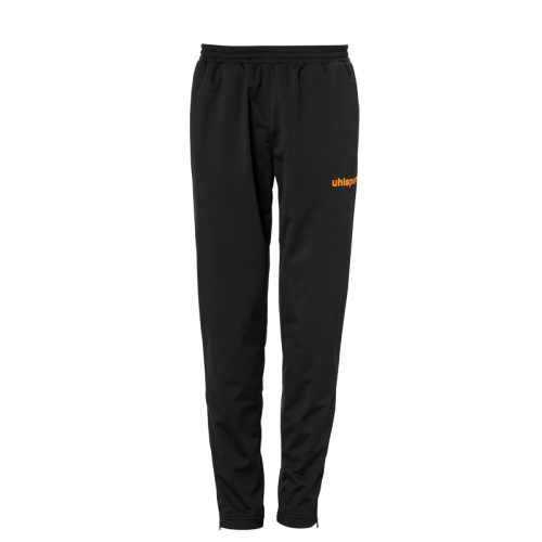 Uhlsport Score Classic Pants - Noir & Orange
