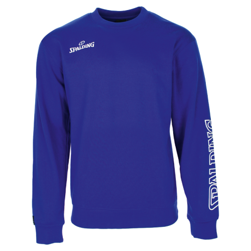 Spalding Team II Crewneck - Royal