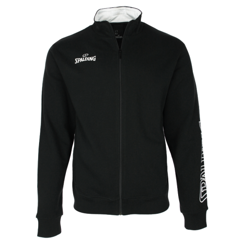 Spalding Team II Zipper Jacket - Noir