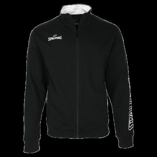 Spalding Team II Zipper Jacket - Noir