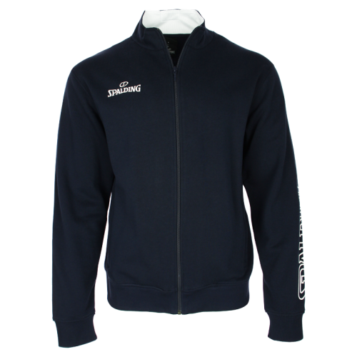 Spalding Team II Zipper Jacket - Marine