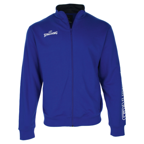 Spalding Team II Zipper Jacket - Royal