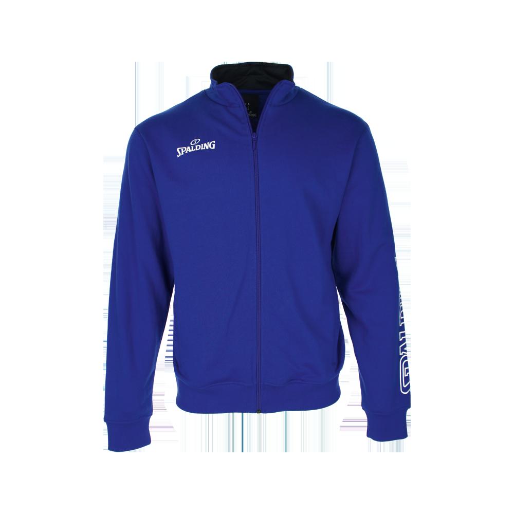 Spalding Team II Zipper Jacket - Royal