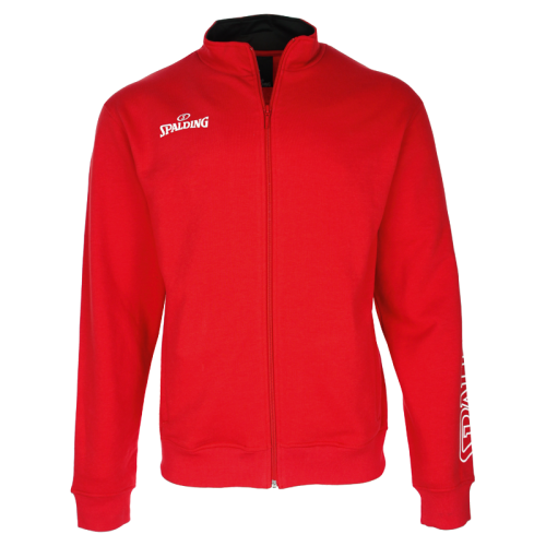 Spalding Team II Zipper Jacket - Rouge
