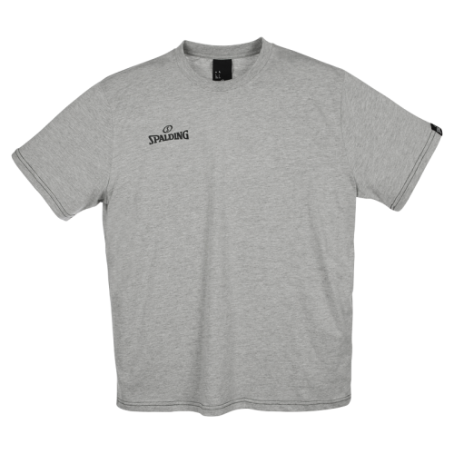 Spalding Team II T-shirt - Gris chiné