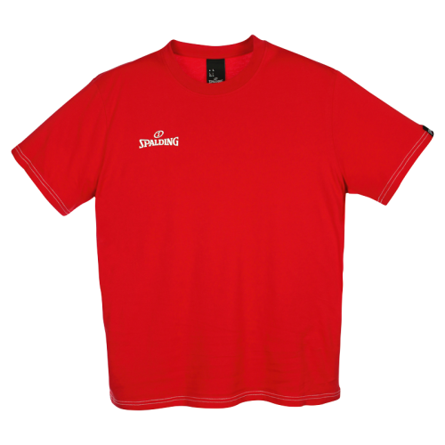 Spalding Team II T-shirt - Rouge