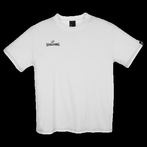 Spalding Team II T-shirt - Blanc