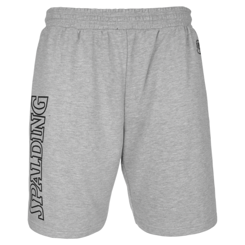 Spalding Team II Shorts - Gris chiné