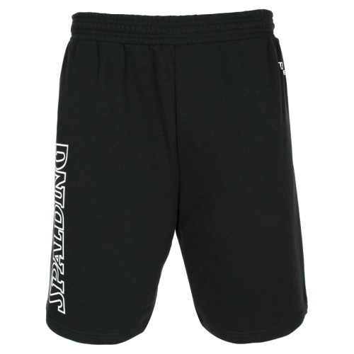 Spalding Team II Shorts - Noir