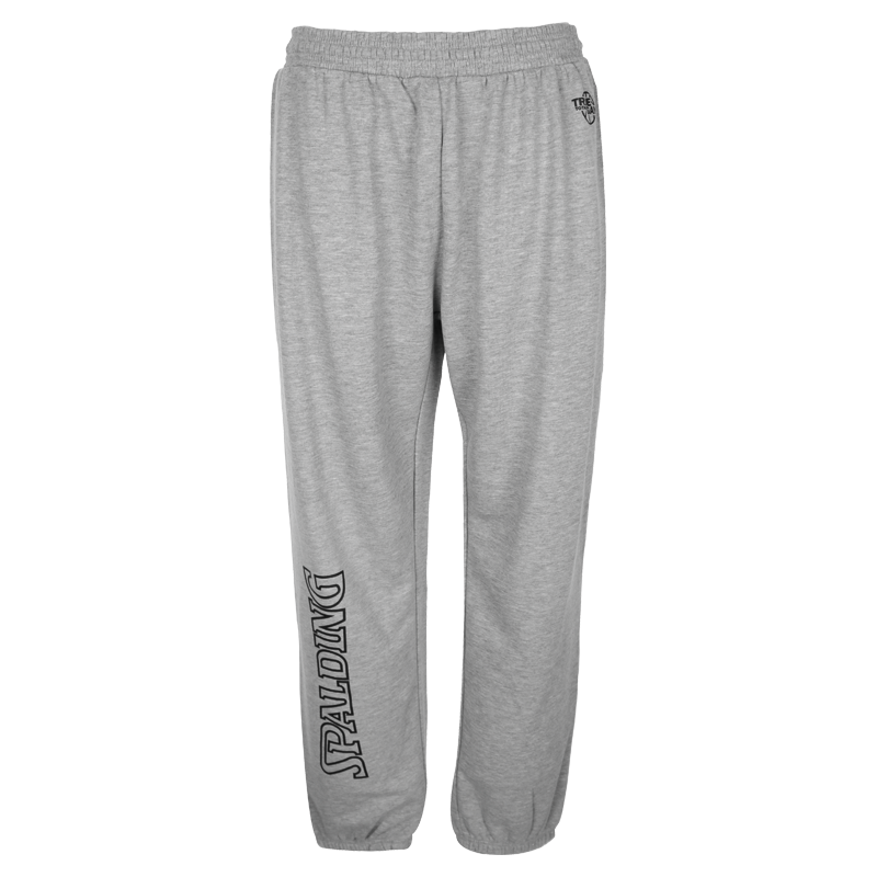 Spalding Team II Pants - Gris chiné