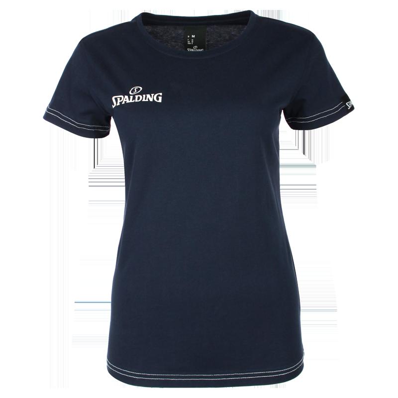 Spalding Team II T-shirt 4Her - Marine