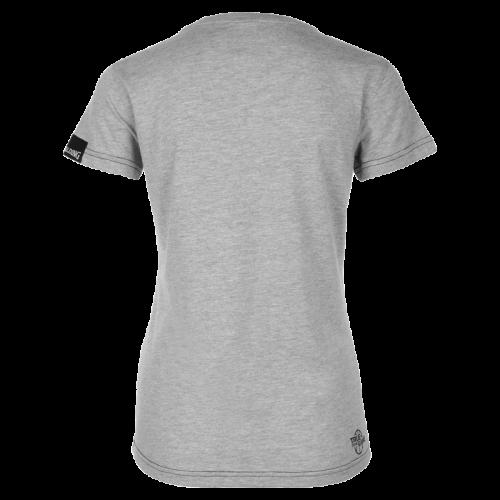 Spalding Team II T-shirt 4Her - Gris chiné