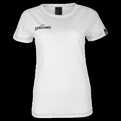 Spalding Team II T-shirt 4Her - Blanc