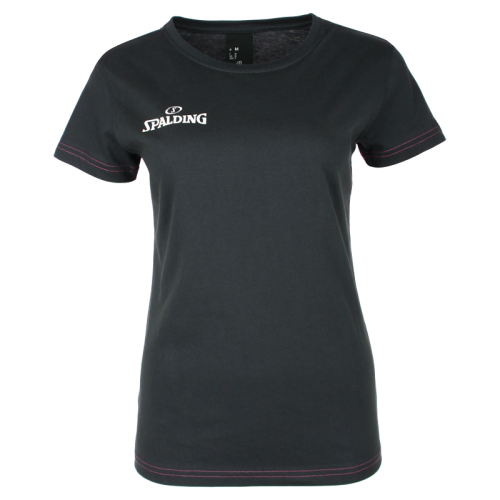Spalding Team II T-shirt 4Her - Anthracite