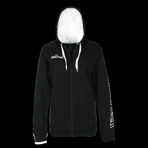 Spalding Team II Jacket 4Her - Noir