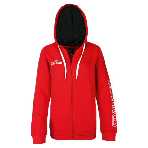 Spalding Team II Jacket 4Her - Rouge