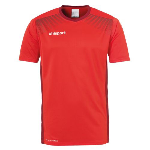 Uhlsport Goal Maillot - Rouge & Bordeaux