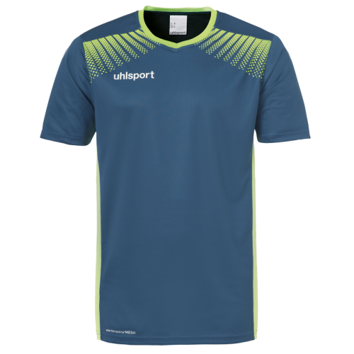 Uhlsport Goal Maillot - Pétrole & Vert Flash