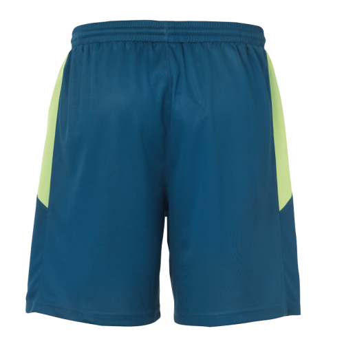 Uhlsport Goal Short - Pétrole & Vert Flash
