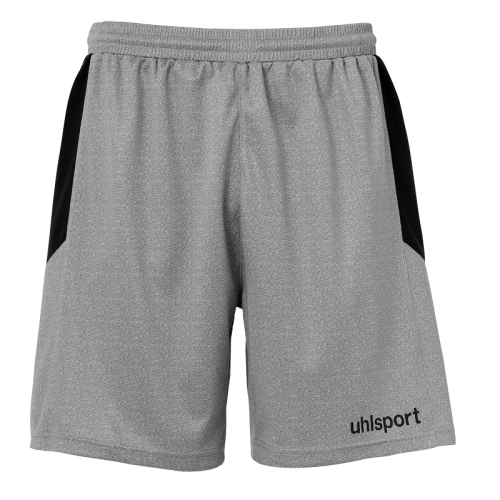 Uhlsport Goal Short - Gris Chiné & Noir