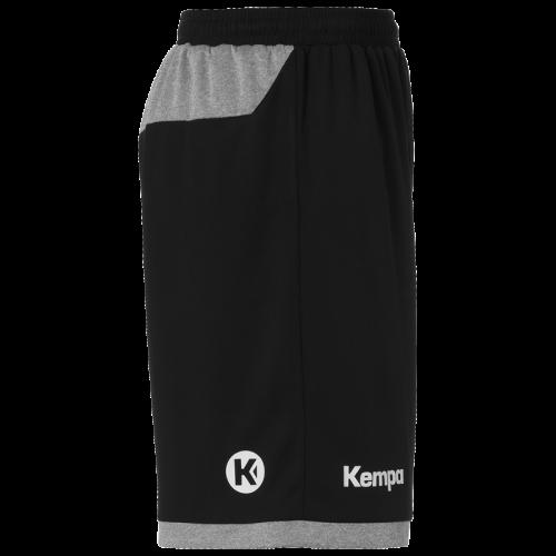 Kempa Core 2.0 Shorts - Noir & Gris