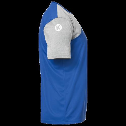 Kempa Core 2.0 Shirt - Royal & Gris