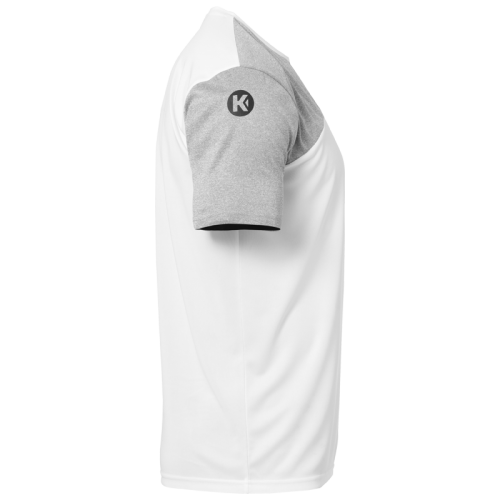 Kempa Core 2.0 Shirt - Blanc & Gris