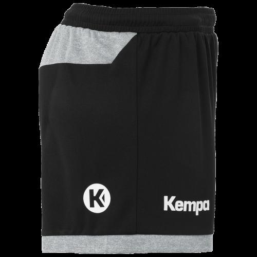 Kempa Core 2.0 Shorts Femme - Noir & Gris