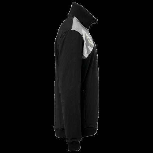 Kempa Core 2.0 Poly Jacket - Noir & Gris