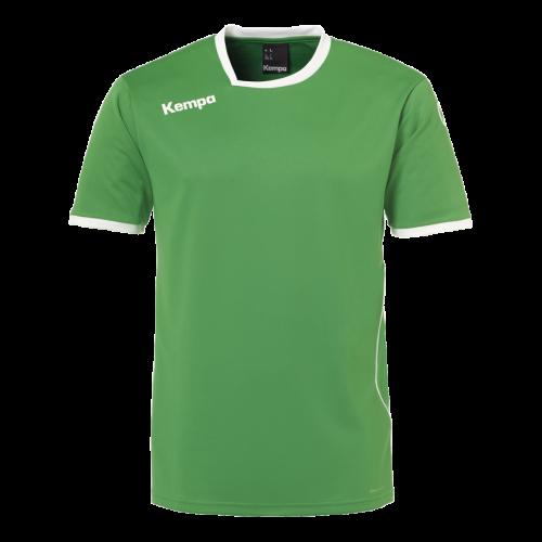Kempa Curve Shirt - Vert & Blanc