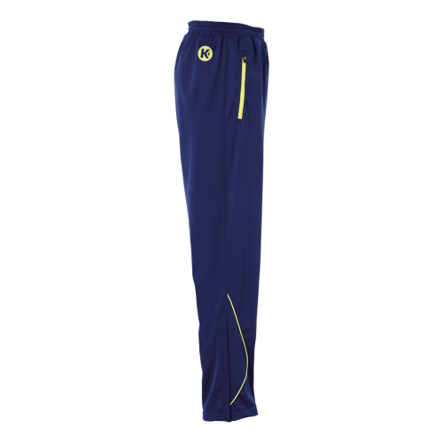 Kempa Curve Pantalon Classic - Bleu & Jaune Fluo