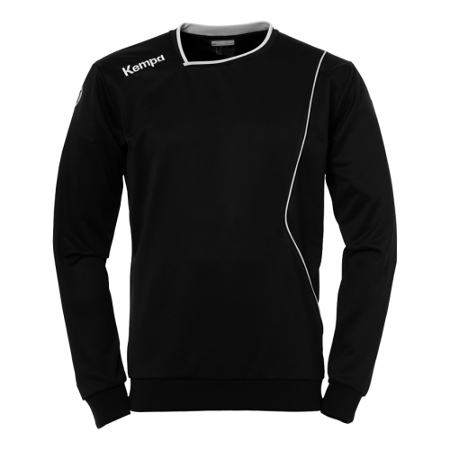Kempa Curve Training Top - Noir & Blanc