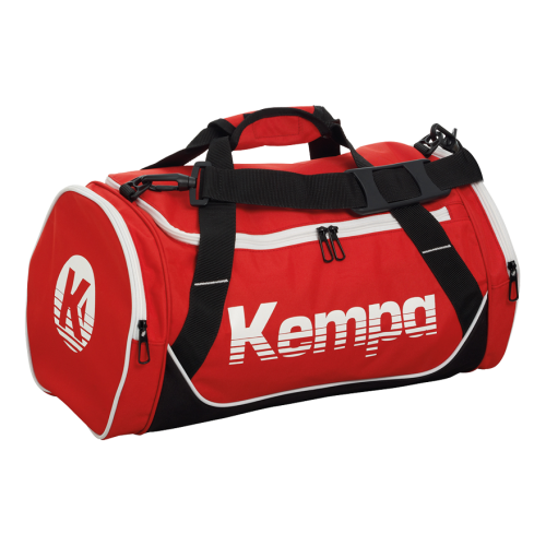 Kempa Sports Bag - Rouge & Blanc