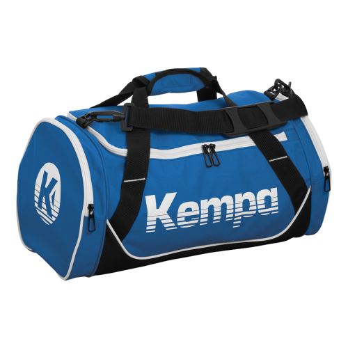 Kempa Sports Bag - Royal & Blanc
