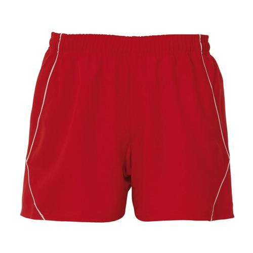 BLK Elite Shorts - Rouge