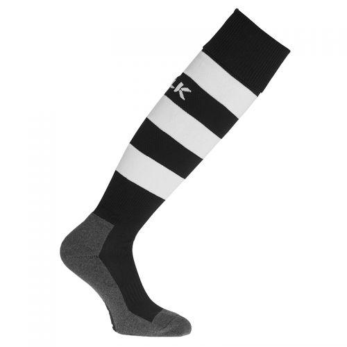 BLK Stripe Socks - Noir & Blanc
