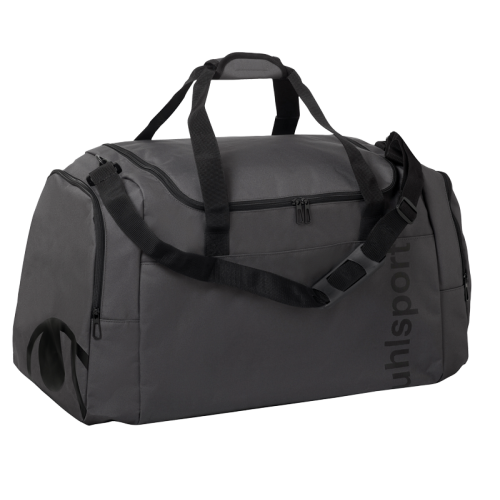 Uhlsport Essential 2.0 Sports Bag - Noir & Anthracite