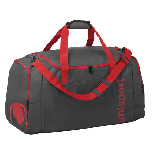 Uhlsport Essential 2.0 Sports Bag - Rouge & Anthracite