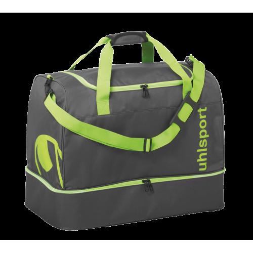 Uhlsport Essential 2.0 Players Bag - Vert Fluo & Anthracite